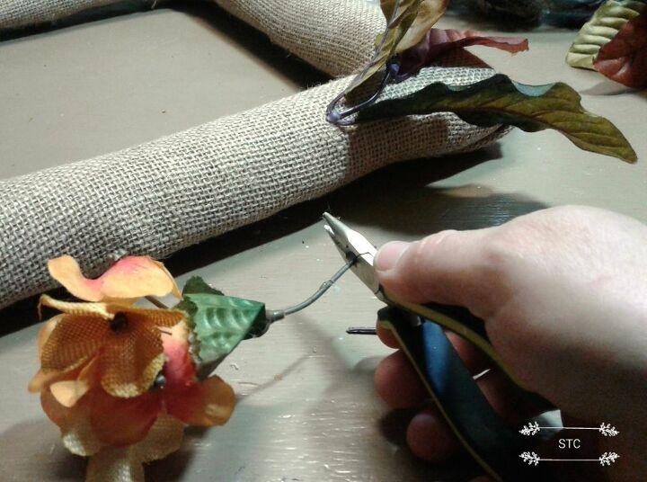 Snip and Glue in Florals