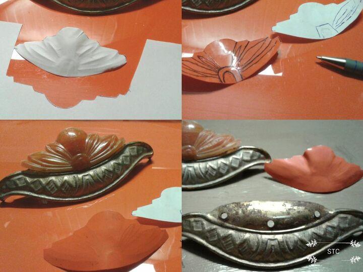 Forming a Bakelite Replica