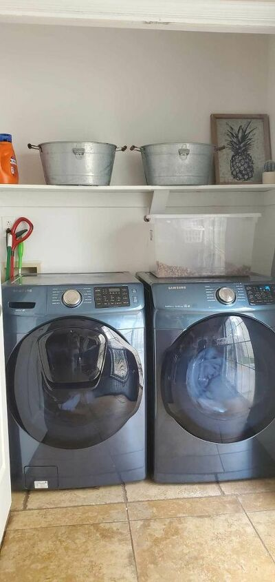 remolding small laundry room
