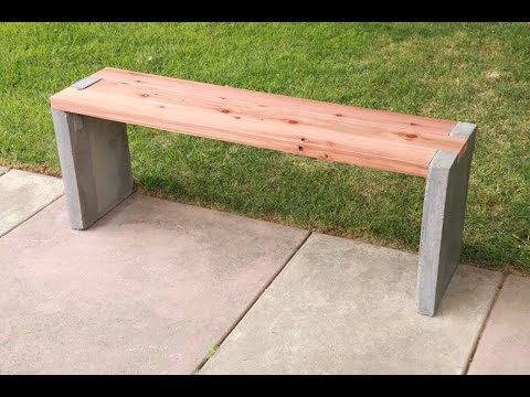 Magnificent Jazz Up Your Space With Diy Outdoor Benches Hometalk Pabps2019 Chair Design Images Pabps2019Com