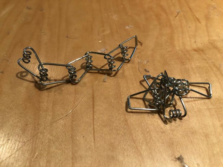 simple rustic snowflakes ornaments diy
