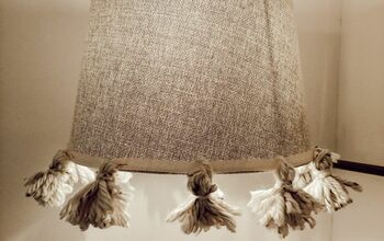 Embellished Lamp Shade