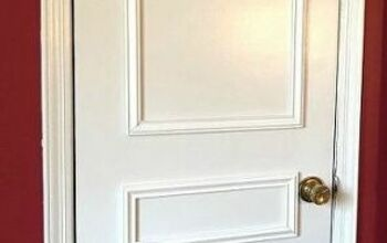 Removable Door Paneling