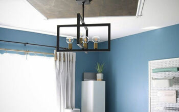 Budget-Friendly Statement Ceiling