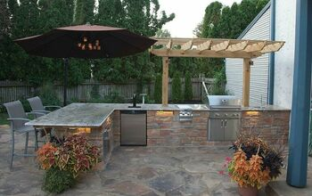 Bring the Party Outside With These Fabulous Outdoor Kitchen Ideas