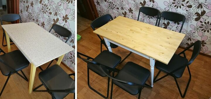 second life for your old dining table