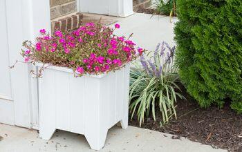 $10 Front Porch Planter