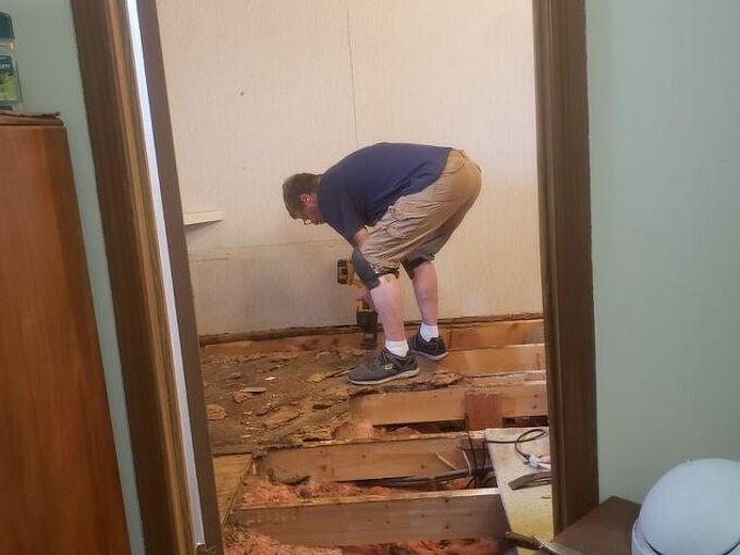 q bbathroom remodeling