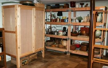 19 Brilliant Ways to Organize a Basement