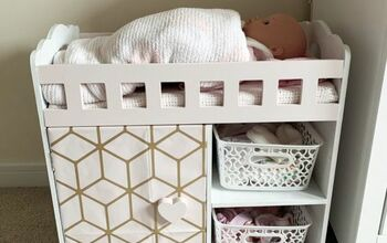 Dolls Cot Upcycle