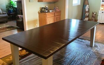 How to Redo a Dining Room Table With Gel Stain