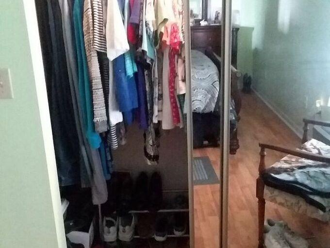 q up date my closet