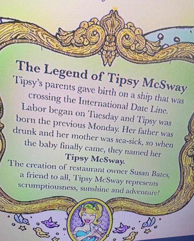 Tipsy McSway's Restaurant