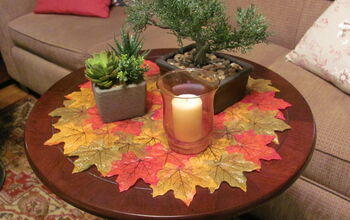 Make a Decorative Leaf Doily for Fall