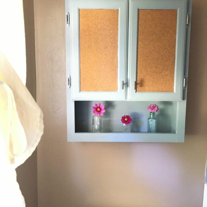 weekend guest bathroom refresh