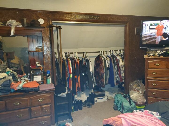 q any ideas for better closet