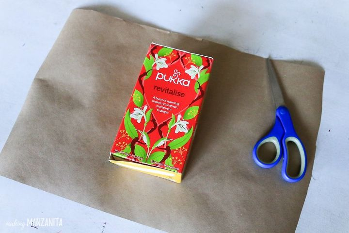 diy christmas gift wrapping paper
