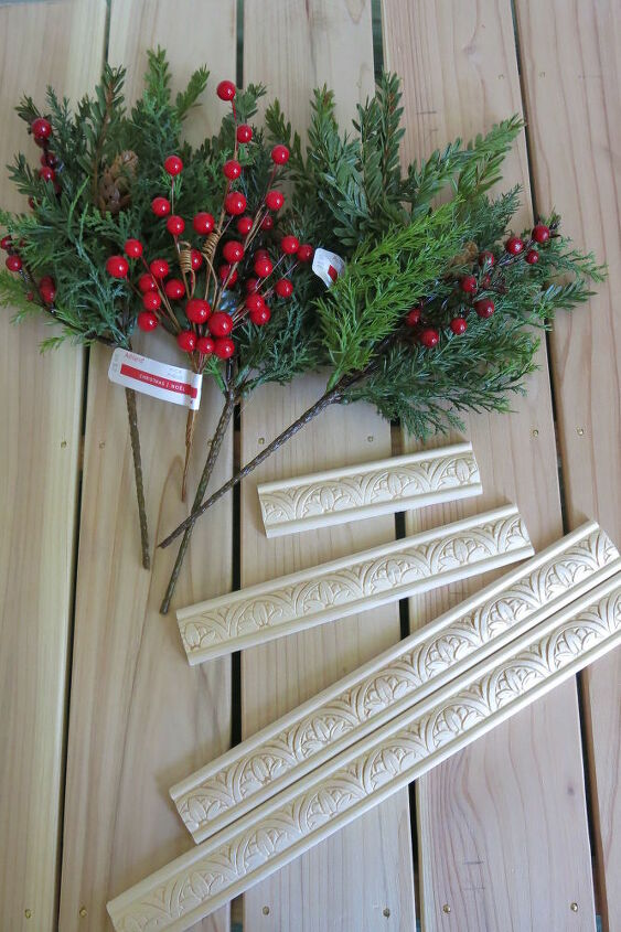 diy rustic farmhouse christmas tree