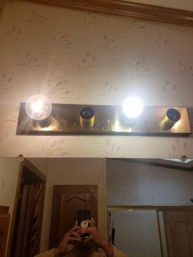 q how do i fix the light