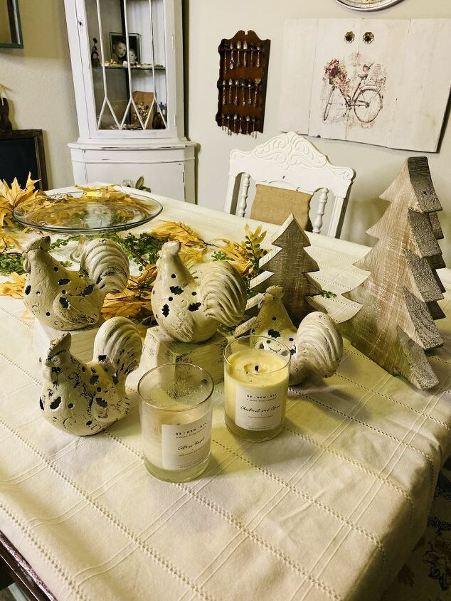 thanksgiving tablescape ideas