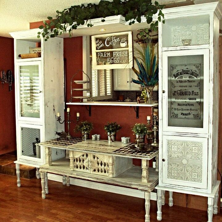 White Pantry Storage Cabinet