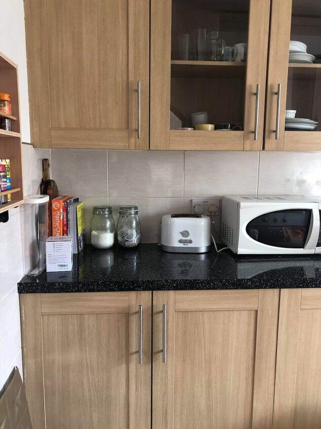 rental kitchen makeover