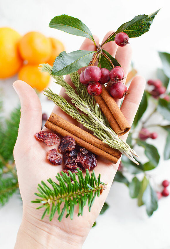 christmas potpourri in a jar gifts