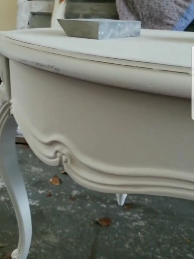 taking facebook marketplace finds to french country chic