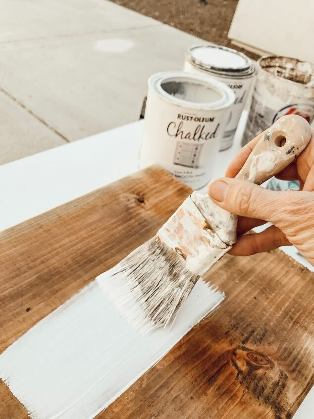 how to make your own wooden farmhouse riser in one afternoon