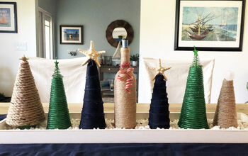 DIY Dollar Store Christmas Trees