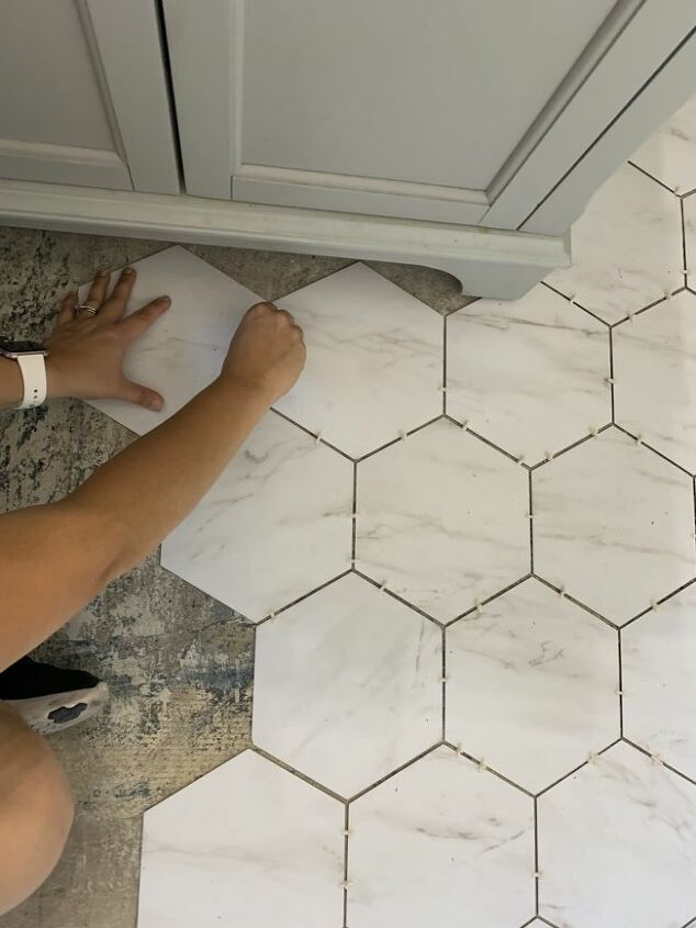 how to install luxury vinyl tile a great affordable flooring option