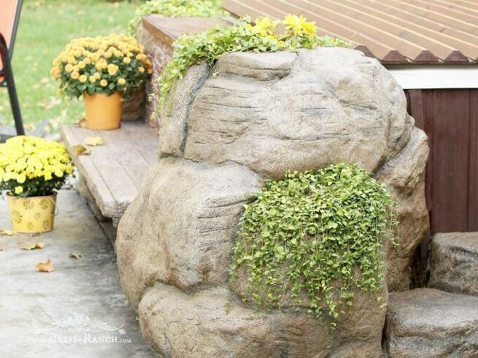 sulpting cement for a frugal spa update