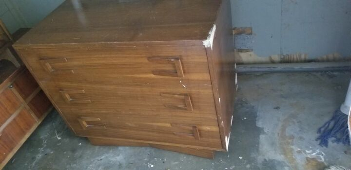 Wood filler drying