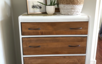 Farmhouse Vintage Dresser