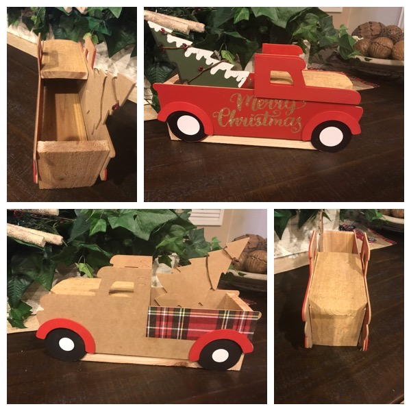 dollar store truck box