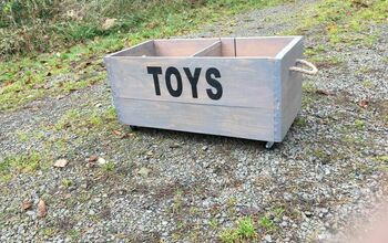 From Trash to Toy Box