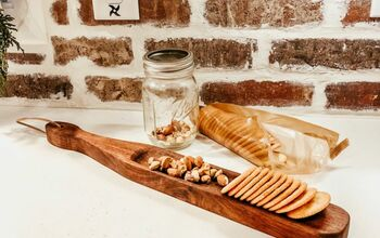 DIY Cheese & Cracker Board
