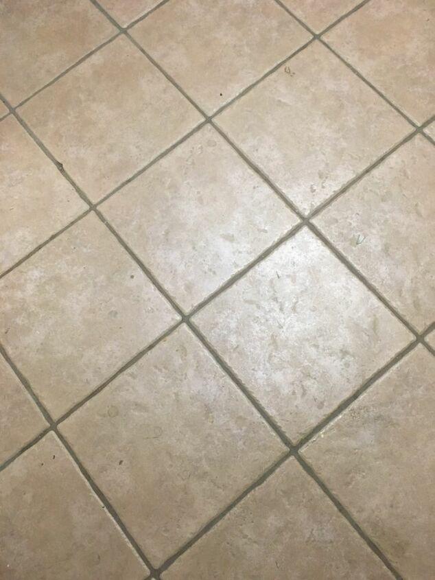 q update kitchen floor