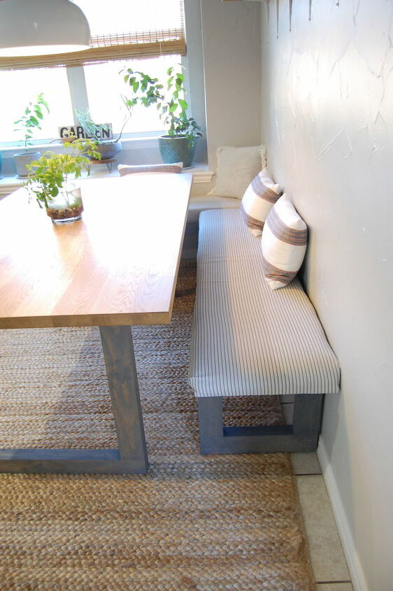 create the perfect kitchen nook with non built in s
