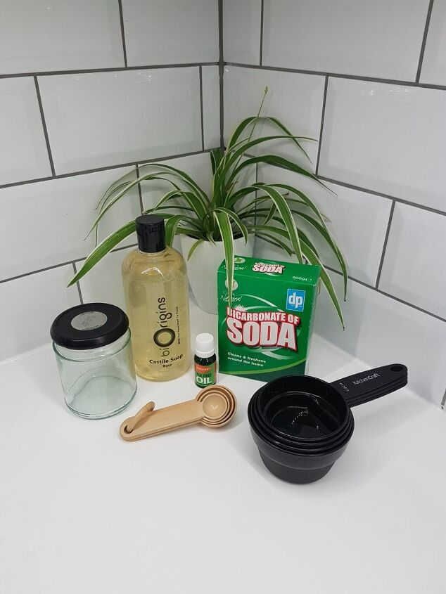 eco home made cream cleaner