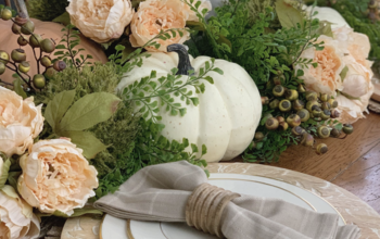 11 Gorgeous Thanksgiving Table Ideas for You to Copy This Year