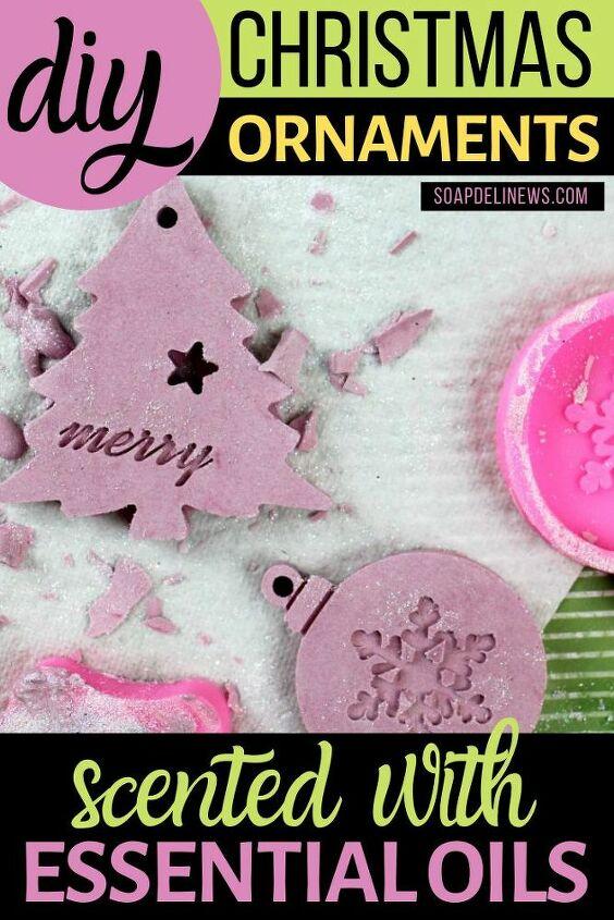 diy essential oil ornaments essential oil diffuser christmas ornament