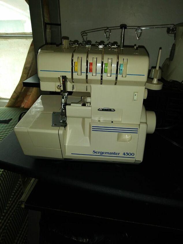 q how do i thead this machine