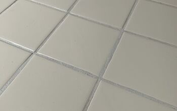 2 Ingredient Grout Cleaner