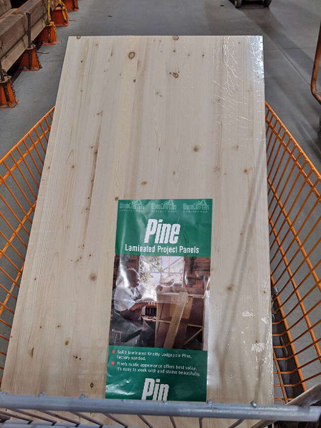 Pine for new top