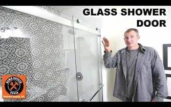 How to Install a Glass Shower Door (Start to Finish)