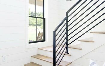 How to Paint Windows Black: No Taping Required