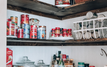 Organize Your Pantry With Three Easy Steps