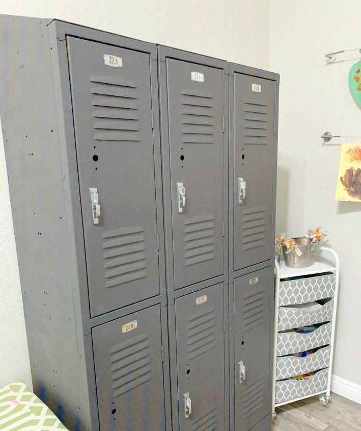 locker refresh