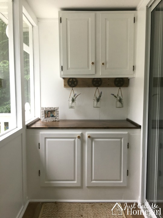 diy built in cabinet